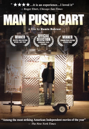 Man Push Cart DVD Case