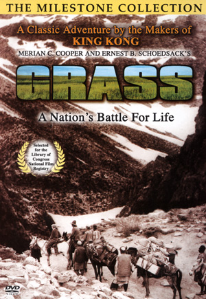 Grass: A Nation's Battle For Life DVD Case