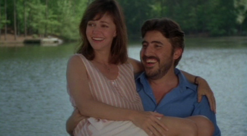 Betty Mahmoudi (Sally Field portraying the real-life Betty) and her Iranian-born husband live an ideal life in Michigan with their daughter Mahtab.