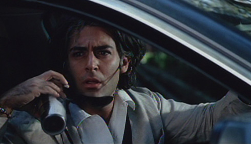 Jealous Youssef thinks he sees Sayeh in a car with another man.