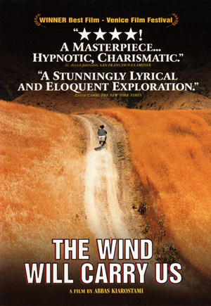 The Wind Will Carry Us DVD Case