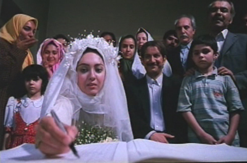 Fereshteh recounts her story, starting with her reluctant agreement to marry.